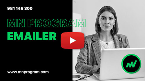 Envía campañas de Email Marketing con MNprogram